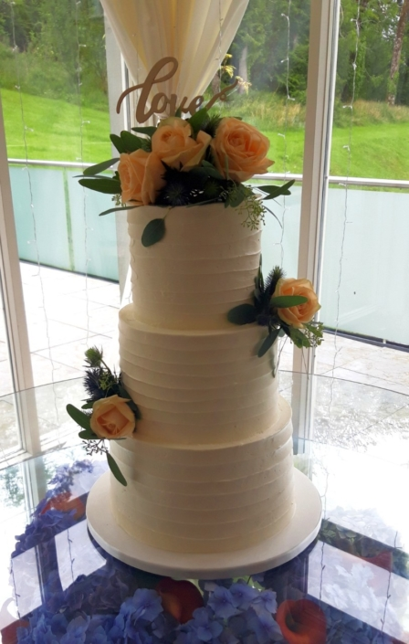 Love Wedding Cake WC150