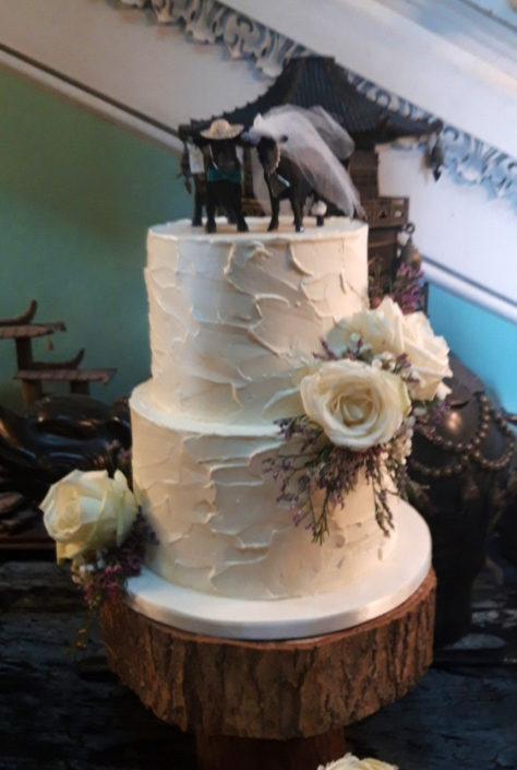 Rustic Wedding Cake WC149